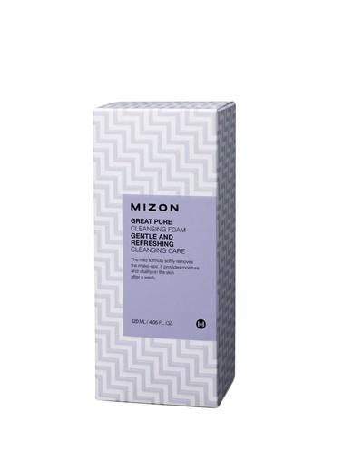 Mizon Great Pure Cleansing Foam - Köpük Cilt Temizleyici Renksiz